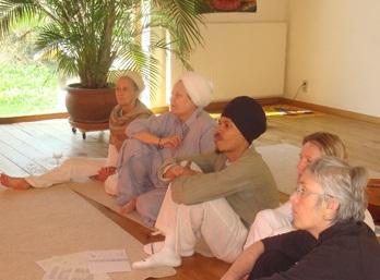 Formation en kundalini yoga
