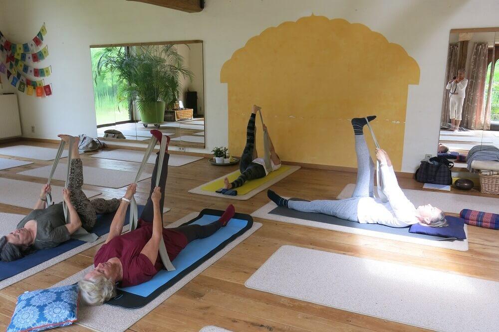 Stretching en pleine conscience