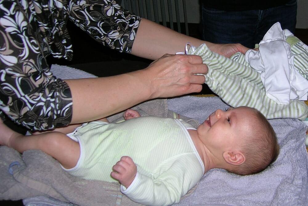 Formation en massage ayurvédique du bébé