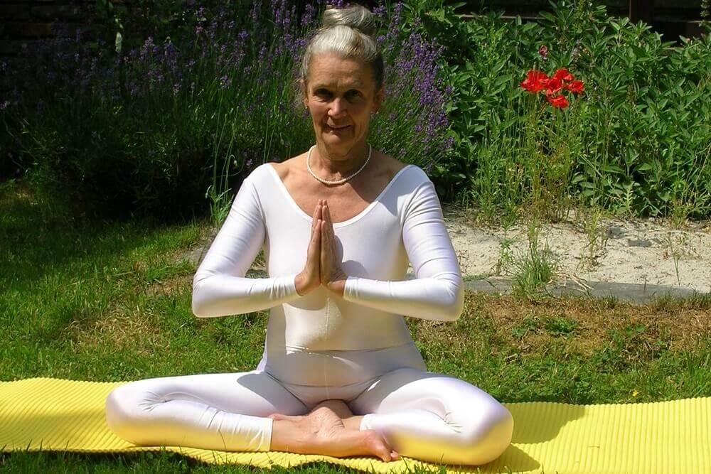 Assise méditative
