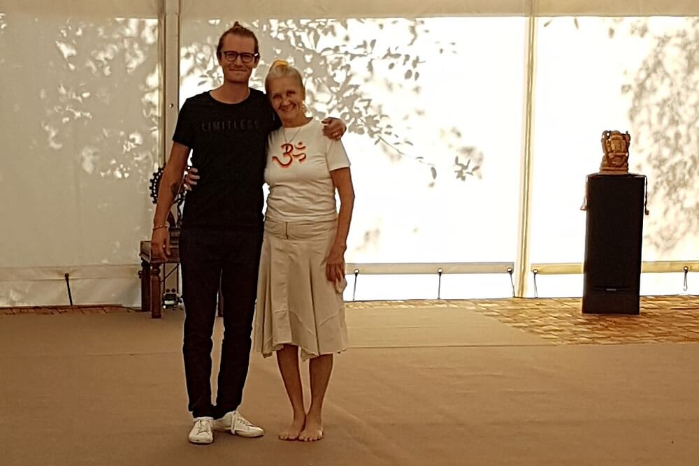 Huguette et Guillaume